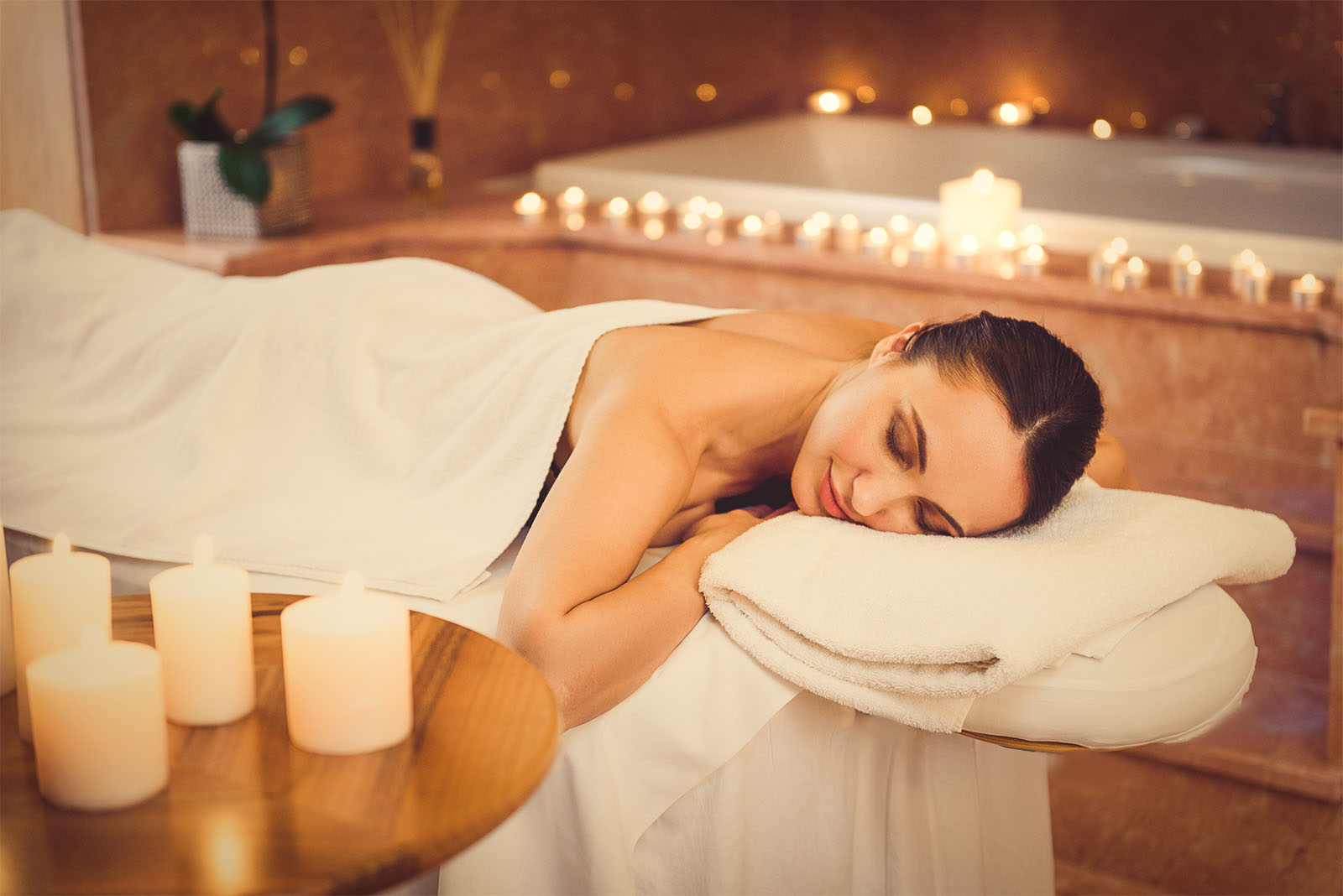 Massage and Spa in Winston-Salem, North Carolina