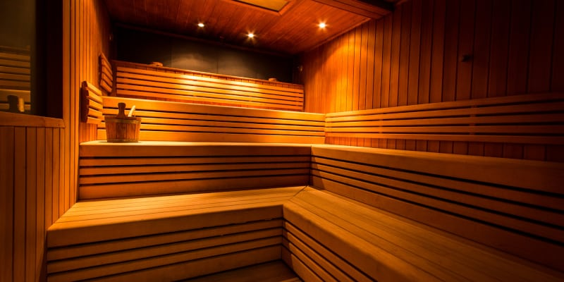 Infrared Sauna in Winston-Salem, North Carolina
