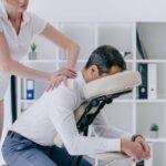 Chair Massage in Winston-Salem, North Carolina
