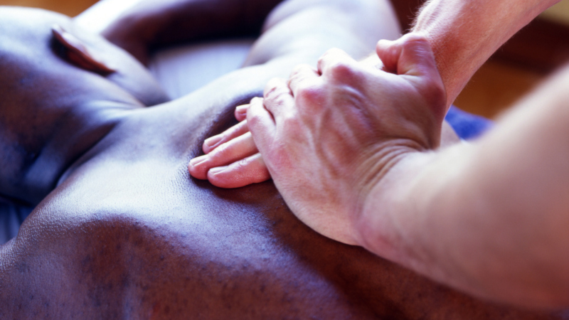 Sports massages are designed to reduce inflammation