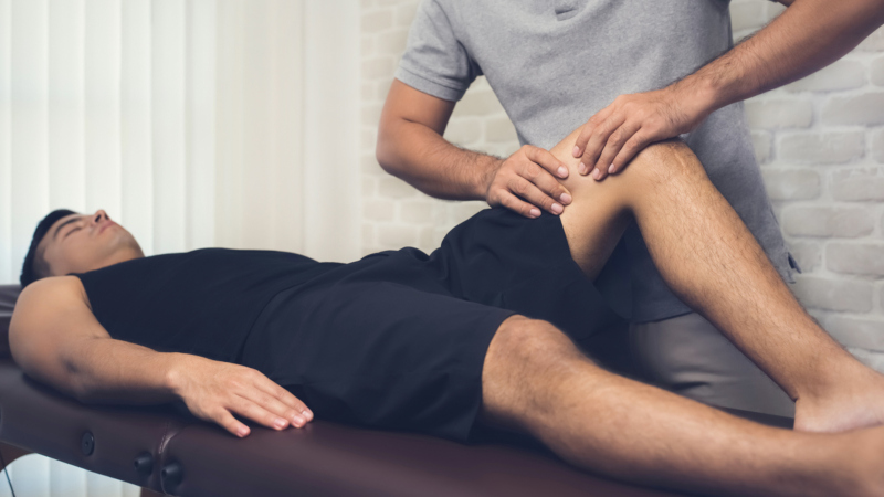 sports massage services specifically for athletes