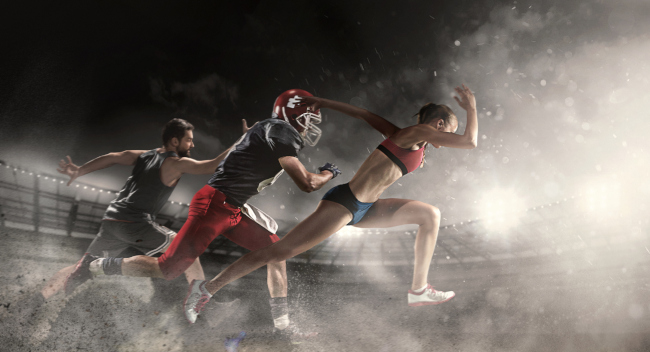 A sports massage can help you stay in the game