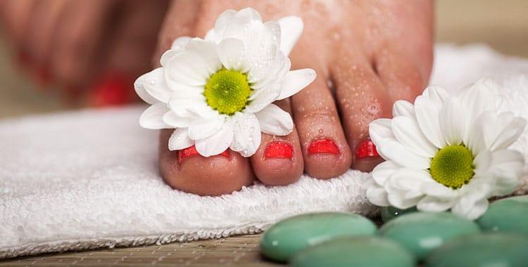 herbal foot detox soak