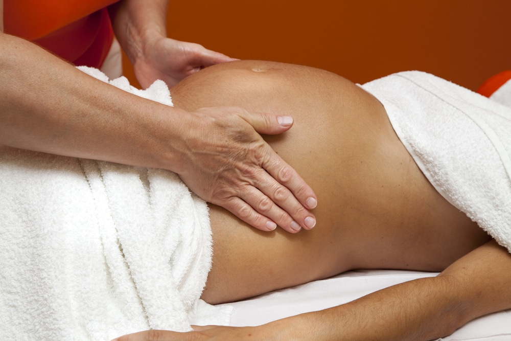 The Benefits of a Pregnancy Massage